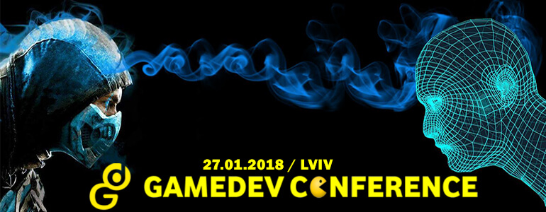 GameDev Conference Lviv - 2018