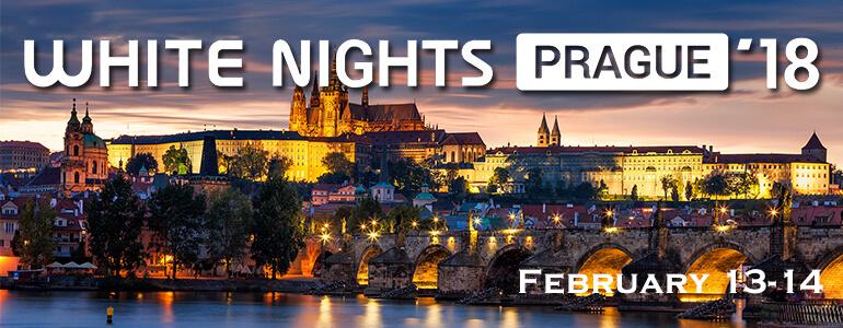 А вы едите на White Nights - 2018 в Праге?