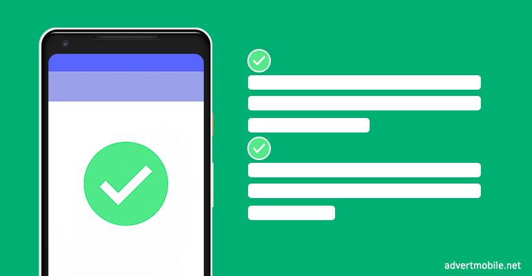 Оценка качества приложения для выхода в ТОП Google Play
