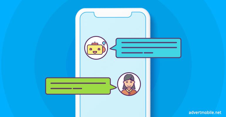 Реализация чат-ботов в 2019-2020 годах будет в тренде мобильной разработки